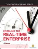 DBTA Thought Leadership Series: Enabling the Real-Time Enterprise