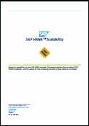 SAP HANA Scalability