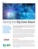 Taming the Big Data Beast