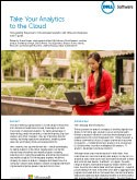 Take Your Analytics to the Cloud