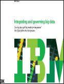 Integrating and governing Big Data:Does Big data spell big trouble for integration