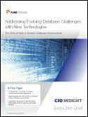 Addressing Evolving Database Challenges with New Technologies