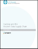 Whitepaper: Hadoop and the Modern Data Supply Chain