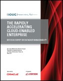 THE RAPIDLY ACCELERATING CLOUD-ENABLED ENTERPRISE