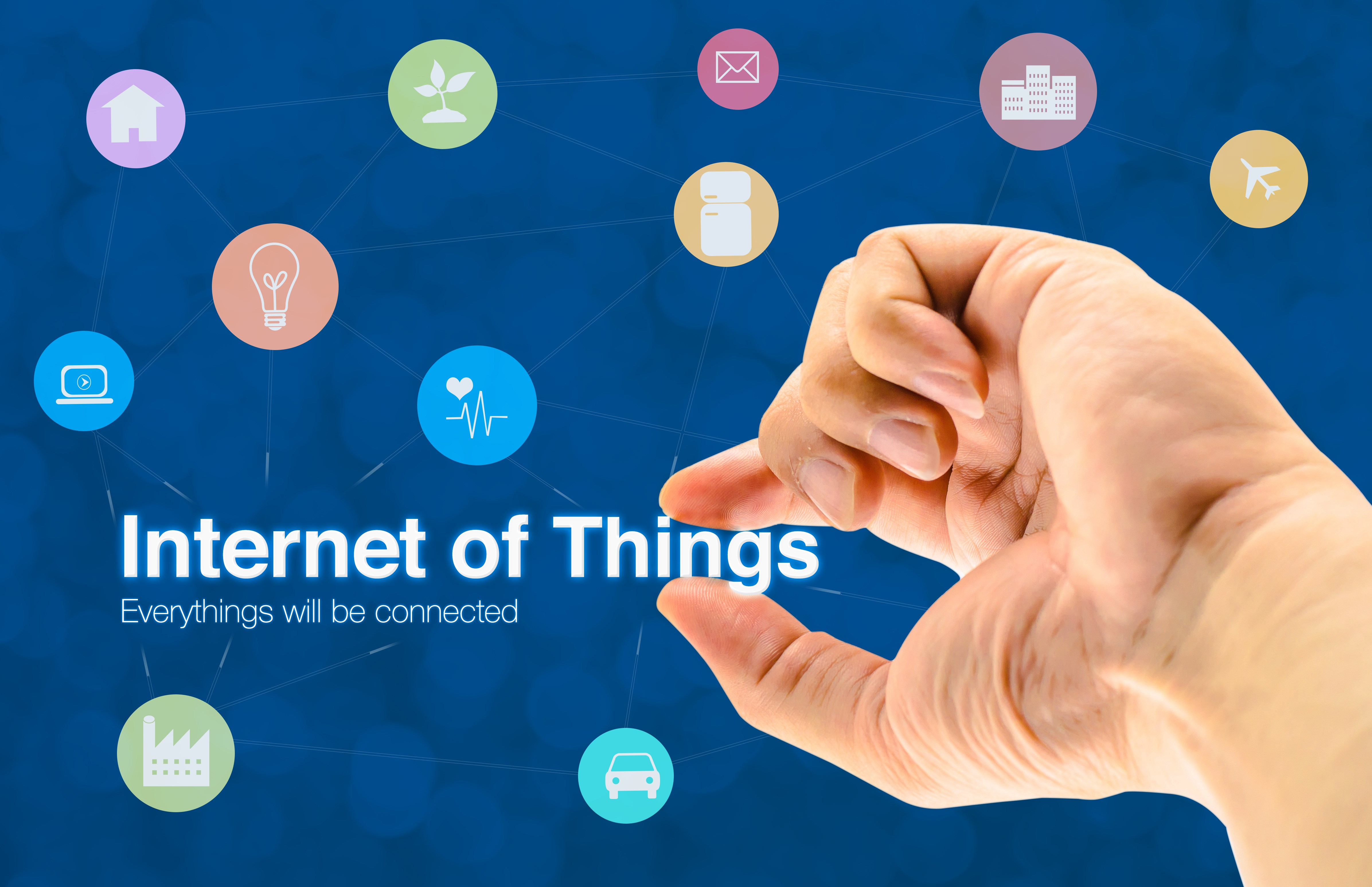 The Internet of Things - A Huge Opportunity, Wrapped in Risk