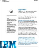AppAdvice: Selecting a No SQL approach and scalable database- as-a-service solution supports future growth