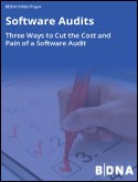 3 Ways to Cut the Cost and Pain of a Software Audit