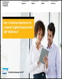 Solution Brief - Gain Contextual Awareness for a Smarter Digital Enterprise with SAP HANA Vora