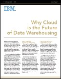 Why Cloud is the Future of Data Warehousing