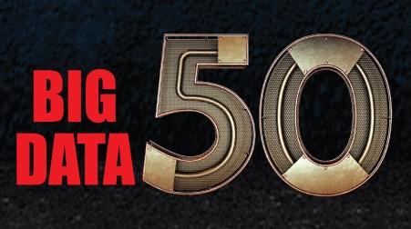 Big Data 50 - Companies Driving Innovation