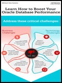 Learn How to Boost Your Oracle Database Performance