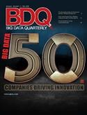 Big Data Quarterly Magazine: Fall 2016 Issue