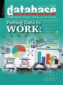 Database Trends and Applications Magazine: October/November 2016
