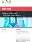 Building the Business Case for Collaborative BI with BITeamWork