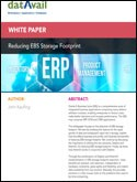 Reducing EBS Storage Footprint