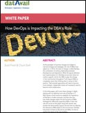 How DevOps is Impacting the DBA's Role