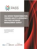 SQL Server Transformation: Toward Agility and Resiliency
