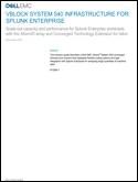 VBLOCK SYSTEM 540 INFRASTRUCTURE FOR SPLUNK ENTERPRISE