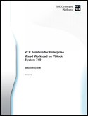 VCE Solutions for Enterprise Mixed Workload on Vblock System 740