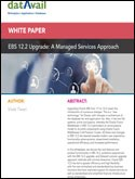 EBS 12.2 Upgrade: A Managed Services Approach