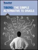 TIBERO: THE SIMPLE ALTERNATIVE TO ORACLE