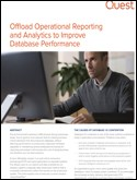 Offload Oracle Data for Operational Reporting with ZeroIMPACT on Database Performance