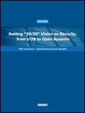 Getting 20-20 Vision on Security