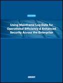 Using Mainframe Log Data for Operational Efficiency