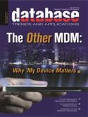 Database Trends and Applications Magazine: April/May 2017