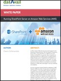 Running SharePoint Server on Amazon Web Services (AWS)