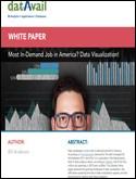 Most In-Demand Job in America? Data Visualization!
