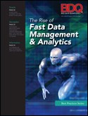 The Rise of Fast Data Management & Analytics