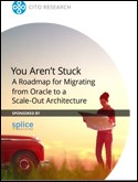 A Roadmap for Migrating from Oracle to a Scale-Out Architecture