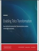 eBook: Enabling Telco Transformation with Transactional Analytics