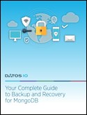 eBook: Complete Guide to Backup & Recovery for MongoDB