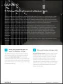 11 Pitfalls for Cassandra Native Backup Tool