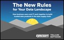 The New Rules for Your Data Landscape