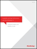 Scalability and High Performance with MicroStrategy 10
