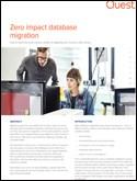 Zero Impact Database Migration