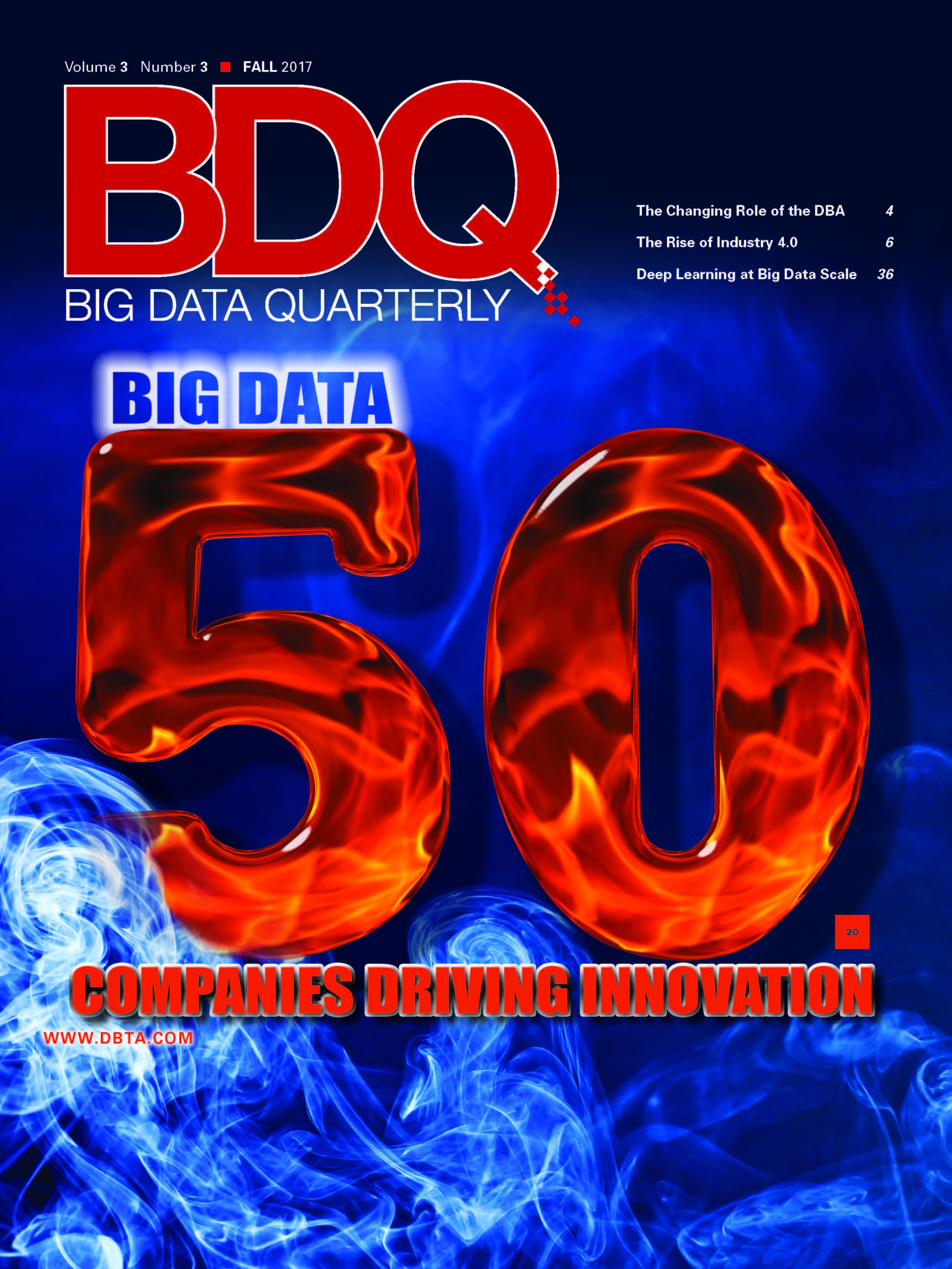Big Data Quarterly Magazine: Fall 2017 Issue