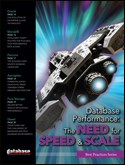 Database Performance Today: The Need for Speed & Scale 2017