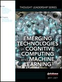 Emerging Technologies in Cognitive Computing and Machine-Learning