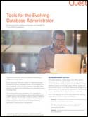 Tools for the Evolving Database Administrator