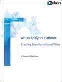 Actian Analytics Platform: Creating Transformational Value