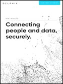 Connecting People and Data Securely
