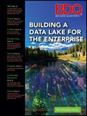 BUILDING A DATA LAKE FOR THE ENTERPRISE