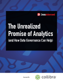 The Unrealized Promise of Analytics