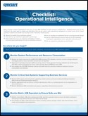 Checklist: What You Need to Get Next-Gen IT Operations