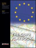 THE GDPR PLAYBOOK