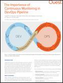 The Importance of Continuous Monitoring in a DevOps Pipeline